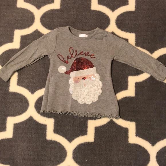 57225c239b70 Mud Pie Shirts & Tops | Santa Believe Top | Poshmark